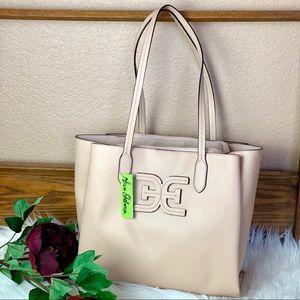 🆕Sam Edelman Penelope Nude Tan Tote Bag